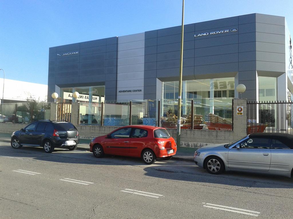 revestimiento de fachadas fachada panel composite de