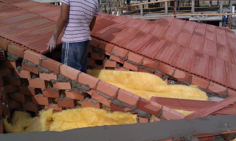 Cubierta teja - Como hacer un tejado de madera ...