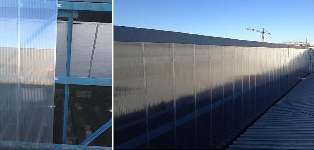 Decorar cuartos con manualidades tejado policarbonato celular - Precios policarbonato celular ...