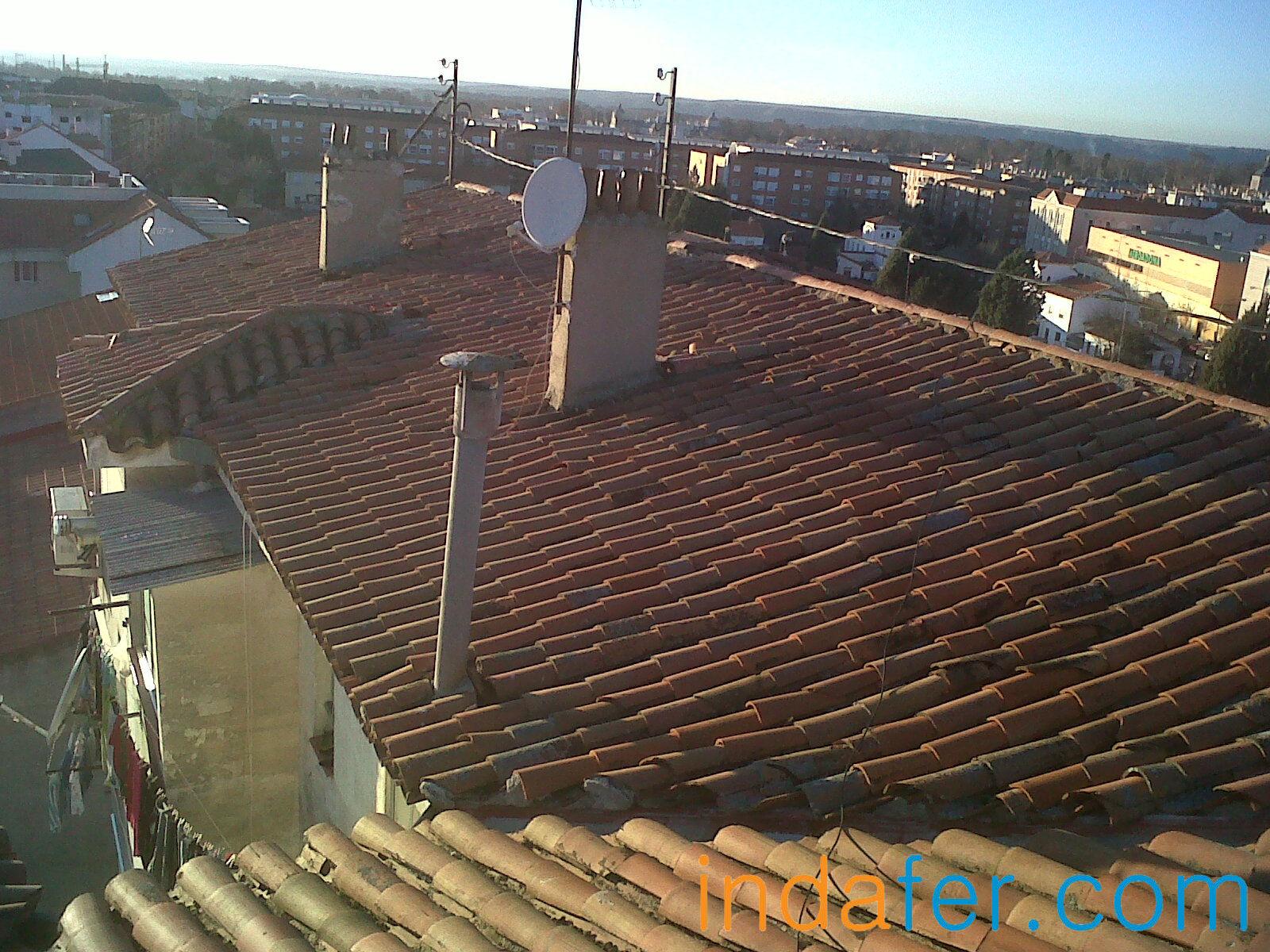 La casa por el tejado cubiertas inclinadas for Tipos de cubiertas inclinadas