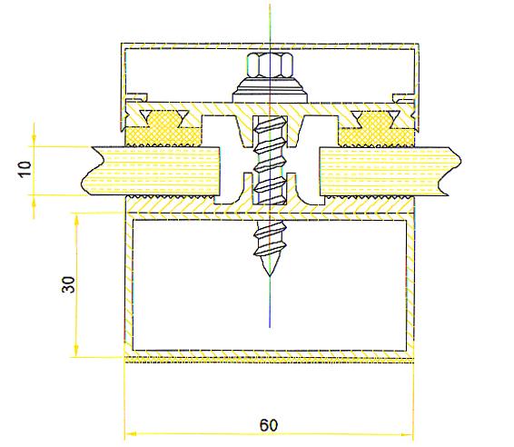 Lucernarios de policarbonato en fachada la casa por el - Placa de policarbonato celular ...