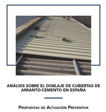 Dobalje de cubiertas con amianto