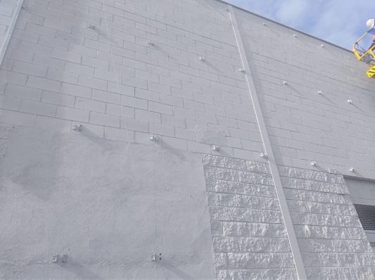 Ménsula en fachada
