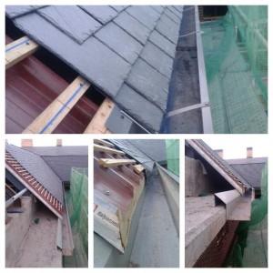Sistema de cubiertas y tejados de pizarra palpiz2 la casa por el tejado - Cubierta de pizarra ...